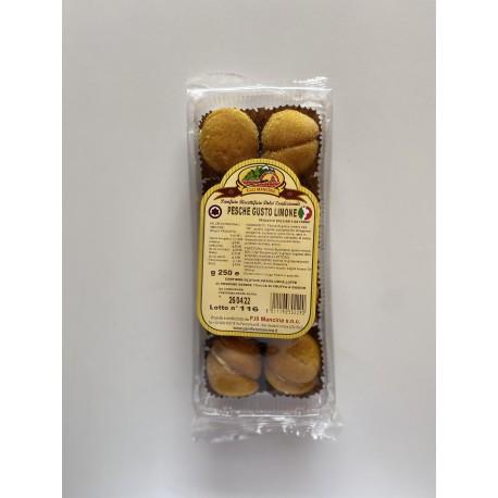 Pesche al limone g 250
